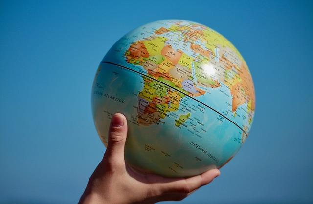 globus v ruce