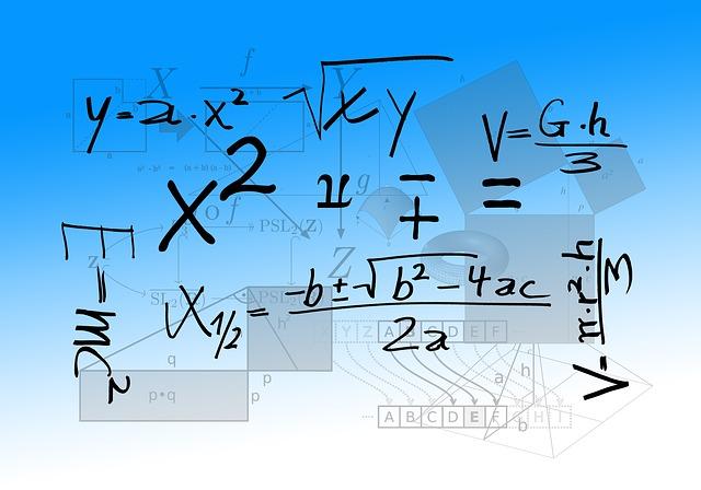 matematické výpočty